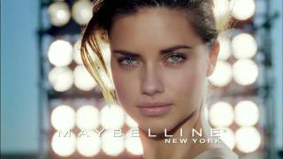 NEW Dream Liquid Mousse - Maybelline Commercial - Adriana Lima [HD]