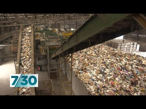 Have Australian Scientists Discovered A Recycling Solution To Our Plastic Problem?   7.30