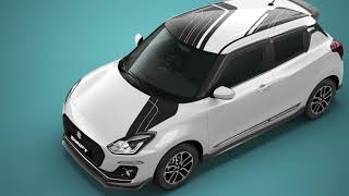 Maruti Suzuki Swift iCreate | Video 2