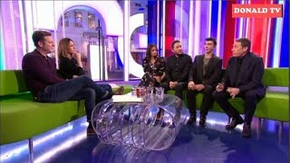 BBC The One Show 21/11/2018 on Richardson, Ruth Wilson, Jools Holland and Marc Almond