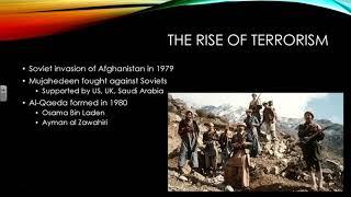 Unit 3: The Rise of Terrorism