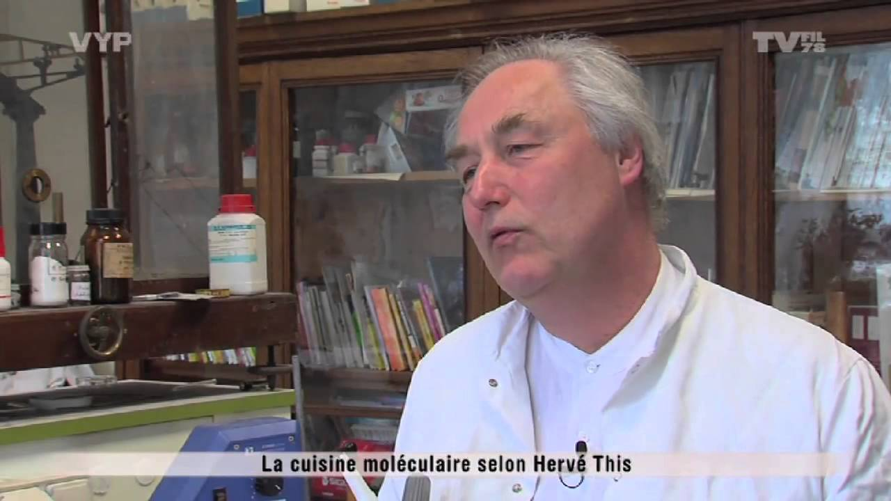Vyp la cuisine mol culaire selon herv this youtube for Cuisine moleculaire paris