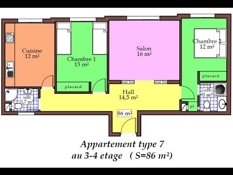 Appartements haut standing et duplex a kenitra