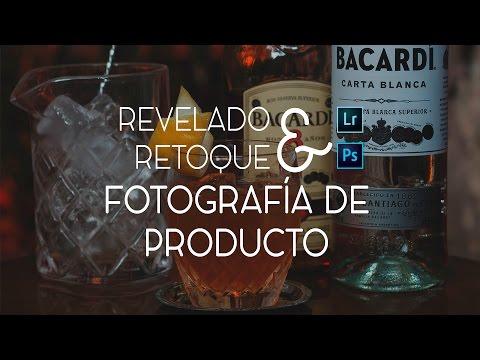 FOTOGRAFÍA DE PRODUCTO ~ Revelado & Retoque [ Lr & Ps ]
