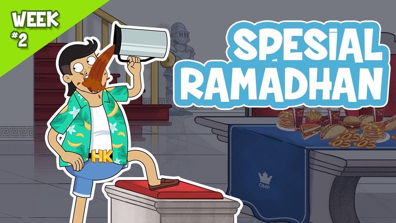 Kartun Lucu Om Perlente Ramadhan 2 Animasi Indonesia