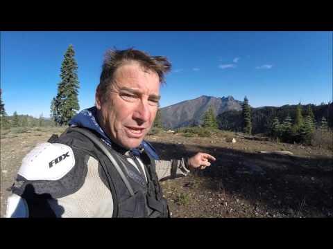 Nevada County Woods Riders Adventure Ride 2015 Pt. I