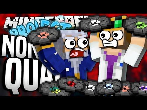 Minecraft - NON-STOP QUADS - Project Ozone #85
