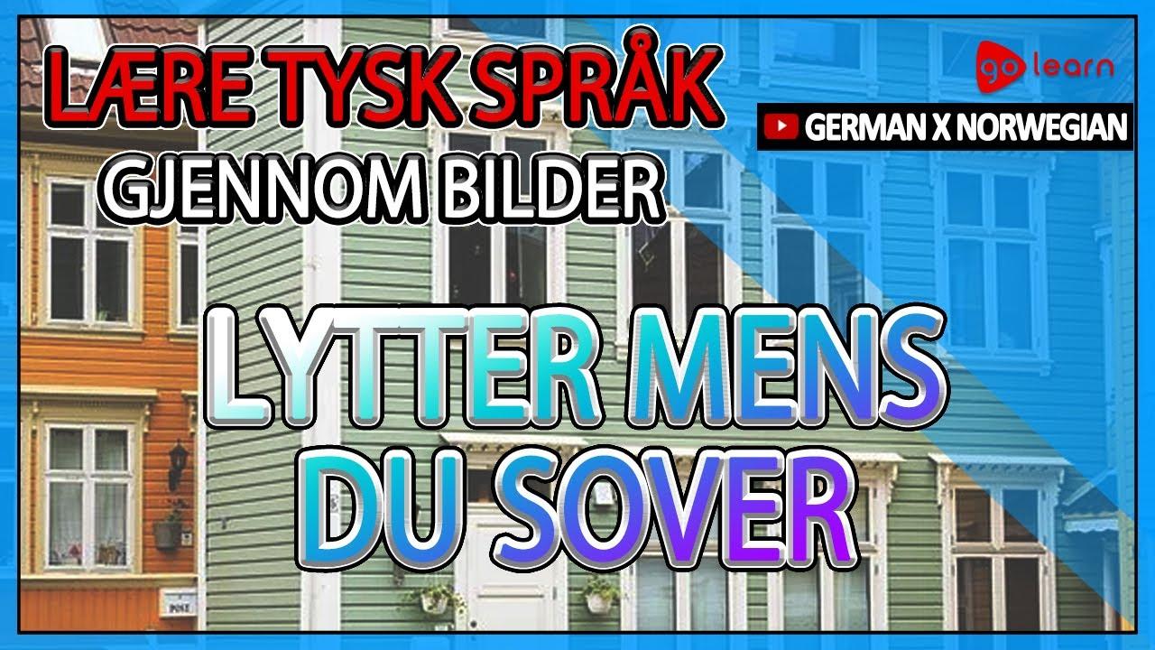 Lære Tysk språk Gjennom Bilder |Tysk språk Vokabular Lytter Mens Du Sover | Golearn