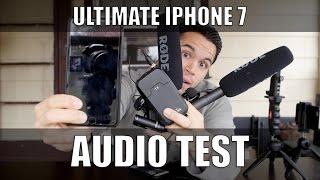 iPhone 7 External Microphone Shootout!