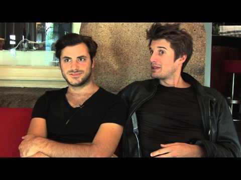2Cellos interview part 2
