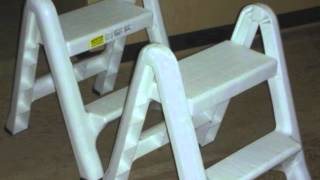 Rubbermaid Step Stool Models From Plastic Folding Two Step Kitchen Stools To One Steps For Kids