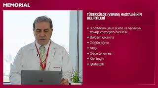 Tüberküloz  Verem  Nedenleri Ve Belirtileri Nelerdir? - Prof. Dr. Metin Özkan Gö
