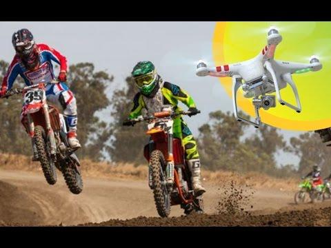 Trackday Motocross - Argyll Mx Park (Dixon-California) Parte 2/7 - LENTE NERVOSA