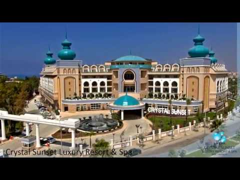 Ayt337 Hotel Crystal Sunset Luxury Resort Spa Turkei Side Kumkoy