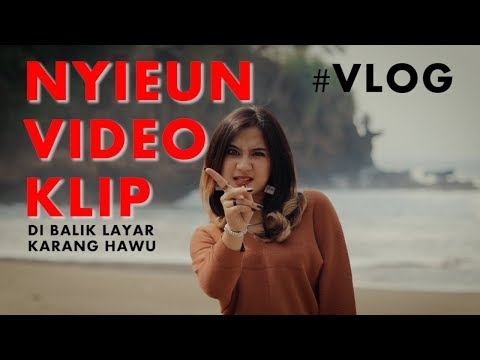 KARANG HAWU - DI BALIK LAYAR #VLOG (FANNY SABILA feat MALIQ IBRAHIM)