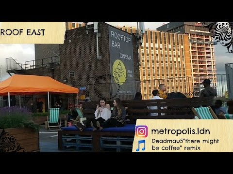 London's Coolest Hangouts (Summer16): ROOF EAST