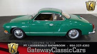 266 FTL 1973 Volkswagen Karmann Ghia