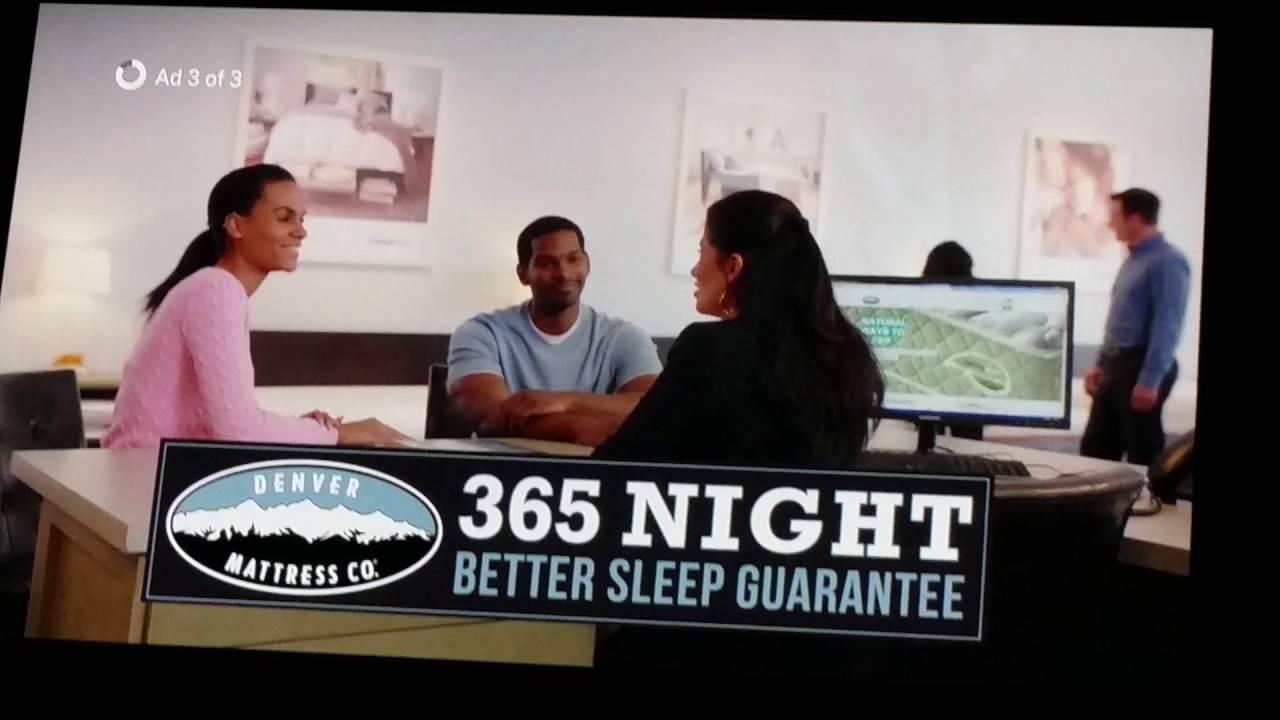 denver mattress commercial no sound - Denver Mattress