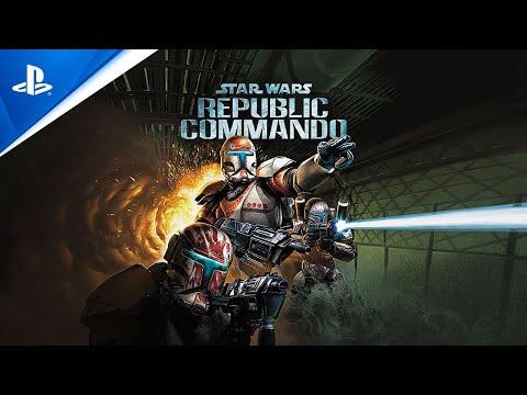 Star Wars Republic Commando - Announce Trailer   PS4