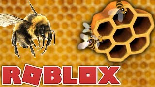I AM A BEE! -Danish Roblox: Bee Swarm Simulator