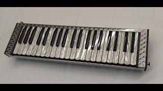 Extrait sonore N2 du Pianistar - Clavietta Joseph Carrel