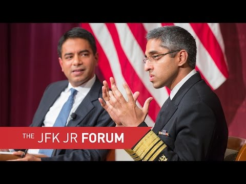 A Conversation with Vice Admiral Vivek H. Murthy