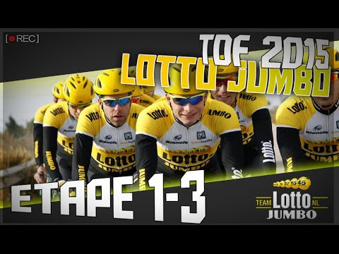 Tour de France 2015 | Lotto NL-Jumbo | Etape 1-3