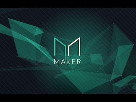 MakerDAO (MKR/DAI) - Interview