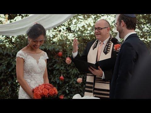 A Vietnamese & Jewish American Wedding