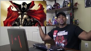 The Spawn Reboot Has Finally Officially Been Announced!!!