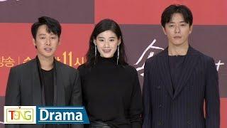 [Full ver.] 김동욱·김재욱 '손 the guest' 제작발표회 (손 더 게스트, 정은채, 엑소시스트)