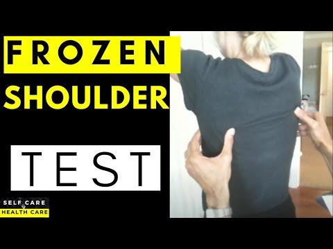 special test for frozen shoulder pdf