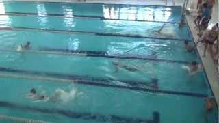 2012-11-09-北市大湖國小五年級游泳比賽