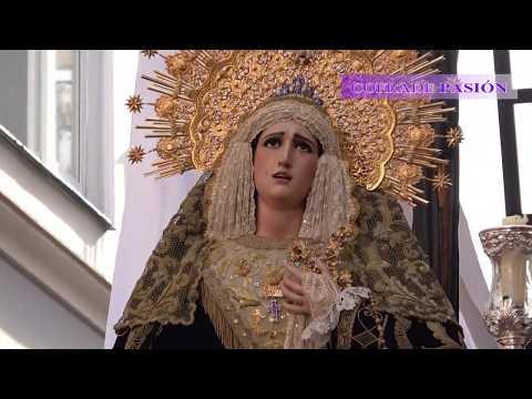 La Soledad de San Buenaventura por Carlos Cañal (Semana Santa Sevilla 2018)