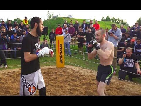 Местный  Бородач против Питерского Жана