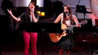 Holy Spirit/Oceans - Margarette Catanghal and Lacey McCoy