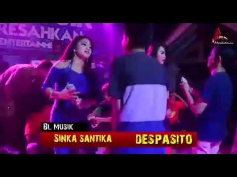 bl musik sinka santika  despacito 20180411 142453022