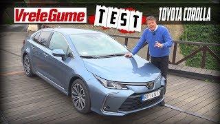 Test: Toyota Corolla 1.6 - ultimativni favorit je pod pritiskom
