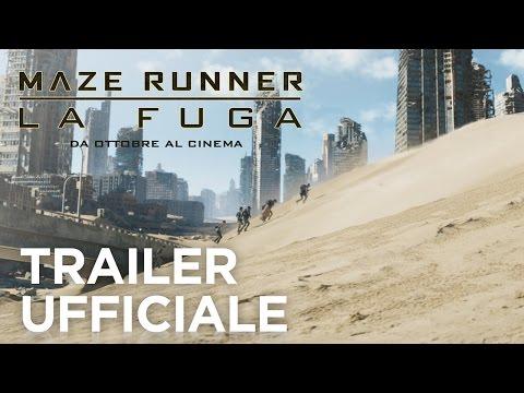 Maze Runner: La Fuga | Trailer Ufficiale [HD] | 20th Century Fox