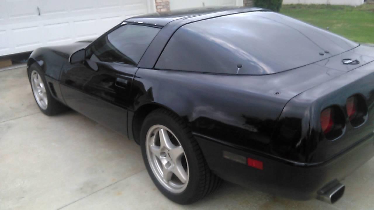 1995 Corvette mild cam