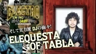 """20120427 (FRI)  @MICROCOSMOS  """"ELECTRO SWING PARTY""""  Trailer"""