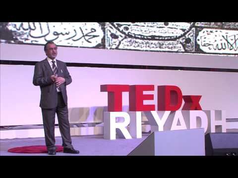 Arabic calligraphy in the Islamic history | AbdulBasit Al Bairam | TEDxRiyadh