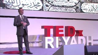 Arabic calligraphy in the Islamic history | AbdulBasit Al Bairam | TEDxRiyadh
