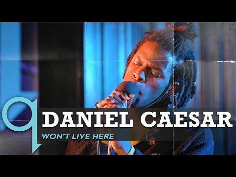 Daniel Caesar - Won't Live Here (LIVE)