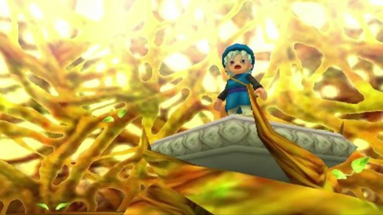 Translation] Dragon Quest Monsters: Terry's Wonderland 3D