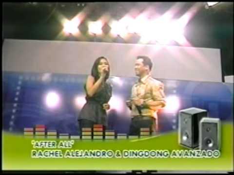 Rachel Alejandro and Dingdong Avanzado sings After All
