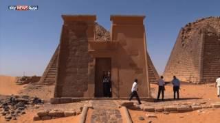 مدافن ملوك مروى تدخل قائمة التراث العالمي