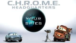 Cars 2 - Official Secret Agency Trailer (2011) Videogame | HD