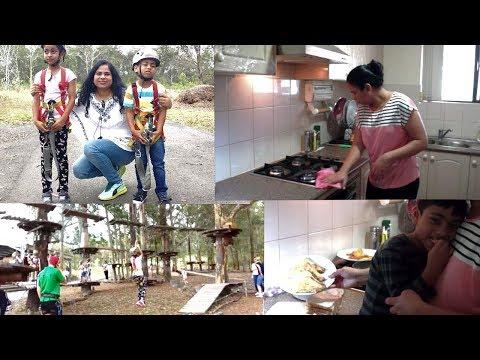 NRI MOM ROUTINE | Indian (SAHM) Breakfast Routine (2018)