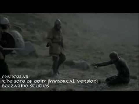 Manowar - Sons Of Odin [Vikings] - YouTube
